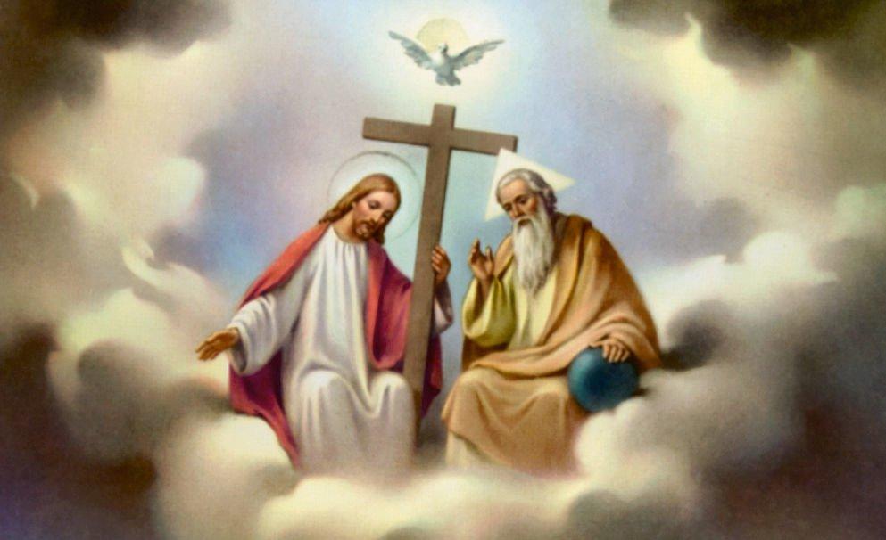 Próximos a la celebración del día de la Santísima Trinidad