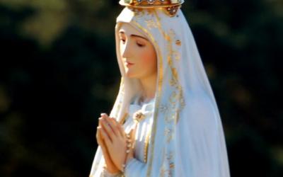 Tercer día de la novena a la Virgen de Fátima