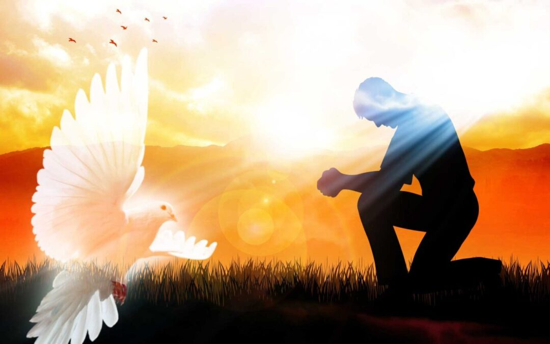 Recibe el Espíritu Santo